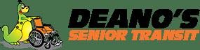 Deano's Senior Transit logo