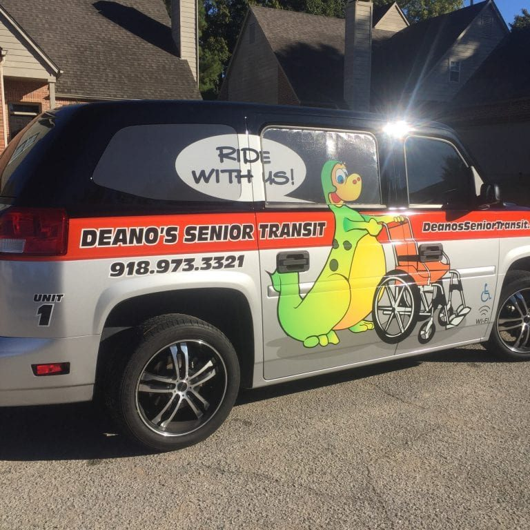 Deanos Senior Transit MV-1