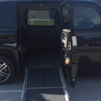 Comfortable Disabled Transportation Begins with the MV-1